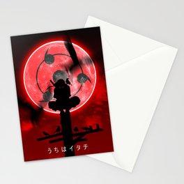 Uchiha !tachi Stationery Cards