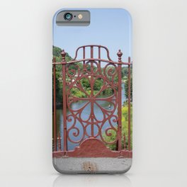 Ironbridge ironwork iPhone Case