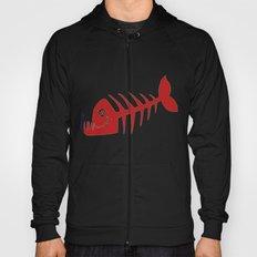 Bad Fish Red Hoody