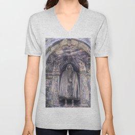 The Tomb Watchman Unisex V-Neck