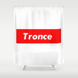 Tronce Supreme Shower Curtain