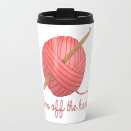 I'm Off The Hook Travel Mug