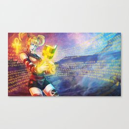 Vagenda Commission #2 (Monori Rogue) Canvas Print