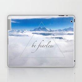 Himala-YEAH! (Be Fearless quote) Laptop & iPad Skin