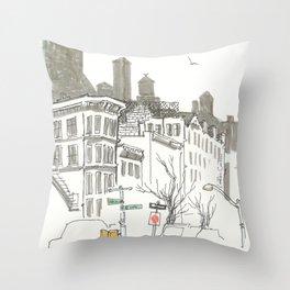 Union Square Throw Pillow