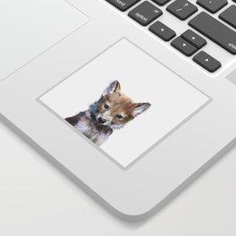 Little Wolf Sticker