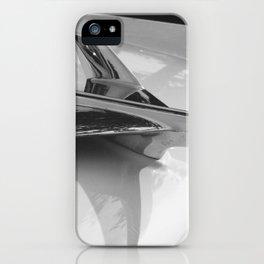 Bel Air Hood Ornament iPhone Case