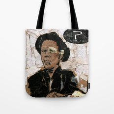 Tom Waits? Tote Bag