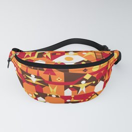 Indoors & outdoors (summer) Fanny Pack