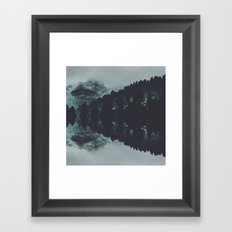 Abstracts in nature no.5 Framed Art Print