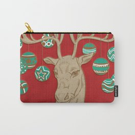 Fabulous Rudolph Carry-All Pouch