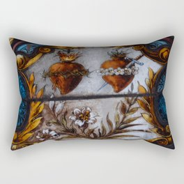 Sacred Hearts Rectangular Pillow