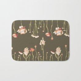 Floralz #57 Bath Mat