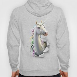 Unicorn in the forest Hoody
