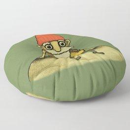 Garden Gnome Floor Pillow