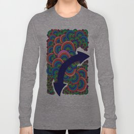 What Way 5 Long Sleeve T-shirt