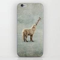 howl iPhone & iPod Skins featuring howl by Seamless