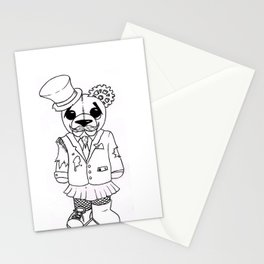 STEAMPUNK TED Stationery Cards