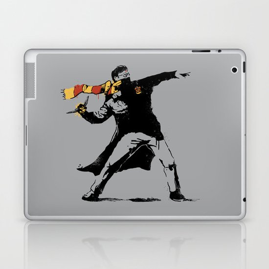 The Snatcher Laptop & iPad Skin