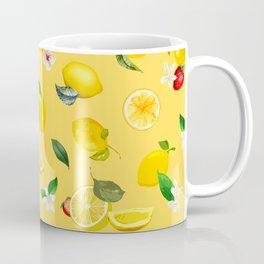 Lemon & Strawberry 2 Coffee Mug