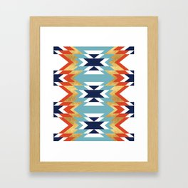 Patchwork No.1 Framed Art Print