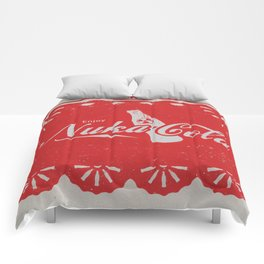 An Ice Cold Nuka Cola - Fallout Universe Comforters