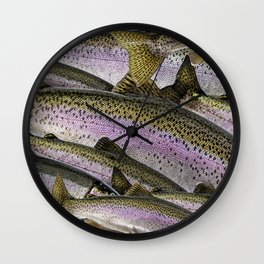 The other Rainbow Coalition Wall Clock