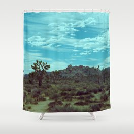 jtree i Shower Curtain