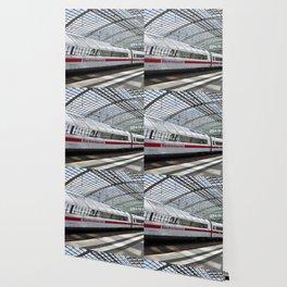 White Train - Berlin Wallpaper