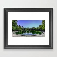 Conservator Water NY Framed Art Print
