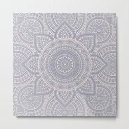 Mandala 13 Metal Print