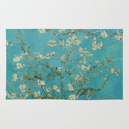 Almond Trees - Vincent Van Gogh Rug