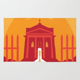 John Carpenter, Modern Master Series :: Prince of Darkness Rug