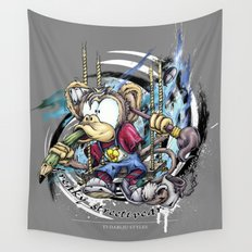 design monkey Wall Tapestry