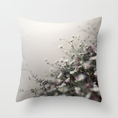 there there Throw Pillow