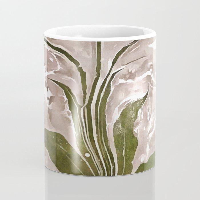 Narcissus On Marble Coffee Mug