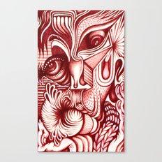 Sharp Senses & Soft Sensibilities Canvas Print