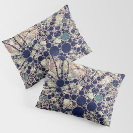 Colorful tree loves you and me. Pillow Sham
