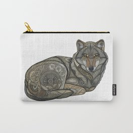 Norse Wolf Carry-All Pouch
