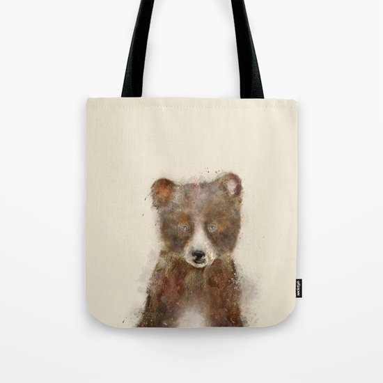 Little grizzly Tote Bag