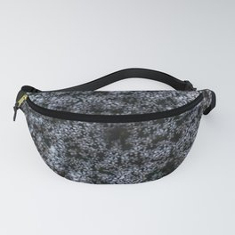 Queen Anne's Lace in White Fanny Pack