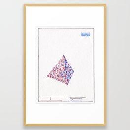 "Daniele Oriti, ""Cosmology as quantum gravity hydrodynamics"" Framed Art Print"