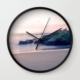 Laguna Beach #25 Wall Clock