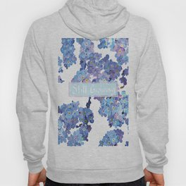 Still Growing-Forget-Me-Nots- by Hxlxynxchxle Hoody