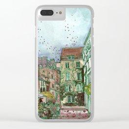 Parisia Clear iPhone Case