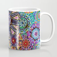 rave Mugs featuring Rave by Emilie Darlington