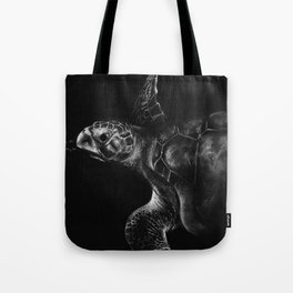Olive Ridley Turtle Tote Bag
