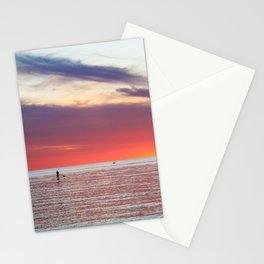 Sunset Glow Stationery Cards