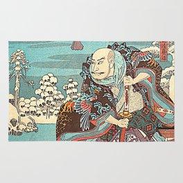Hiroshige Rug