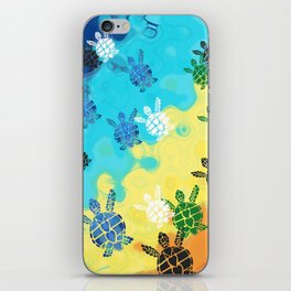 Back to the Ocean iPhone Skin